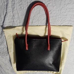 Cleo Amp Patek Bags Cleo Patek Black Red Shoulder Bag Tote